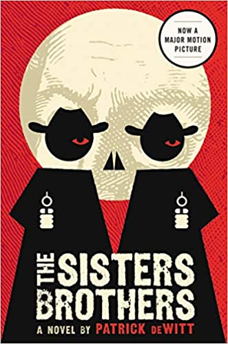 Cover of The Sisters Brothers by Patrick deWitt