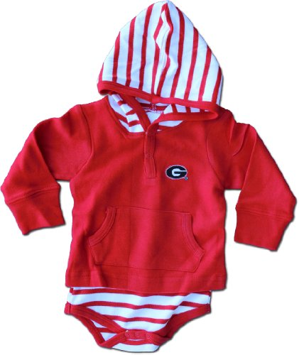 Striped Hooded Creeper (Georgia Bulldogs) - University of Georgia (12 Months)