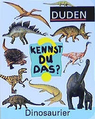 (Duden) Kennst Du das?, Dinosaurier