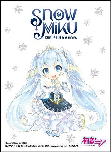 SNOW MIKU 2019 Character Sleeve SNOW MIKU 2019 (A) (EN-E001) Pack by ensky (Image #2)
