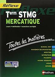 Toutes les matières Term STMG Mercatique