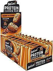 Cookie Bar Protein Amêndoas com Especiarias Sem Açúcar Sem Glúten Sem Lactose Belive 40g Display com 10 unidad