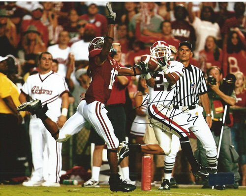 Mikey Henderson Autographed/Signed Classic Georgia Bulldogs 8x10 NCAA Photo