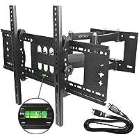 "Tektalk Full Motion TV Wall Mount Bracket for 32 - 70"" LCD LED Plasma TV Monitors Up to VESA 600x400MM"