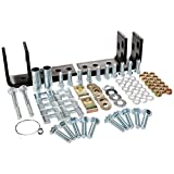Reese Towpower 30439 Fifth Wheel Rails Installation Hardware