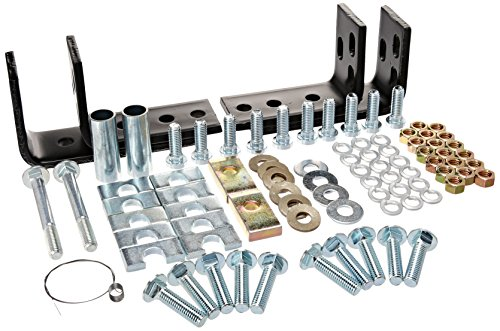 Reese 30439 Fifth Wheel Installation Kit for 30035 and 58058 (10-Bolt Design) ()