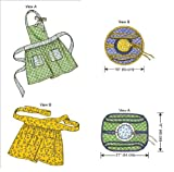 Kwik Sew K3772 Aprons and Casserole Carriers Sewing