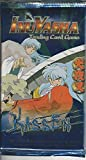 InuYasha TCG Trading Card Game Kassen Booster Pack (10 cards/pack)