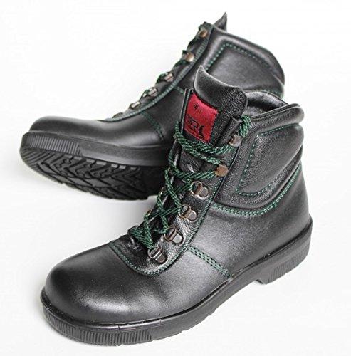 Otter 95161 Zapatos de Seguridad, de Trabajo, Botas Altas Invierno S2