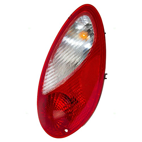 - Taillight Tail Lamp Passenger Replacement for 06-10 Chrysler PT Cruiser 5116222AB