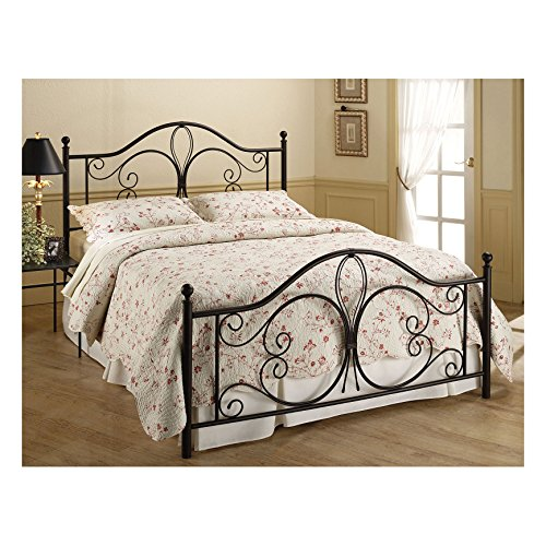 Milwaukee Queen Bed, Antique Brown