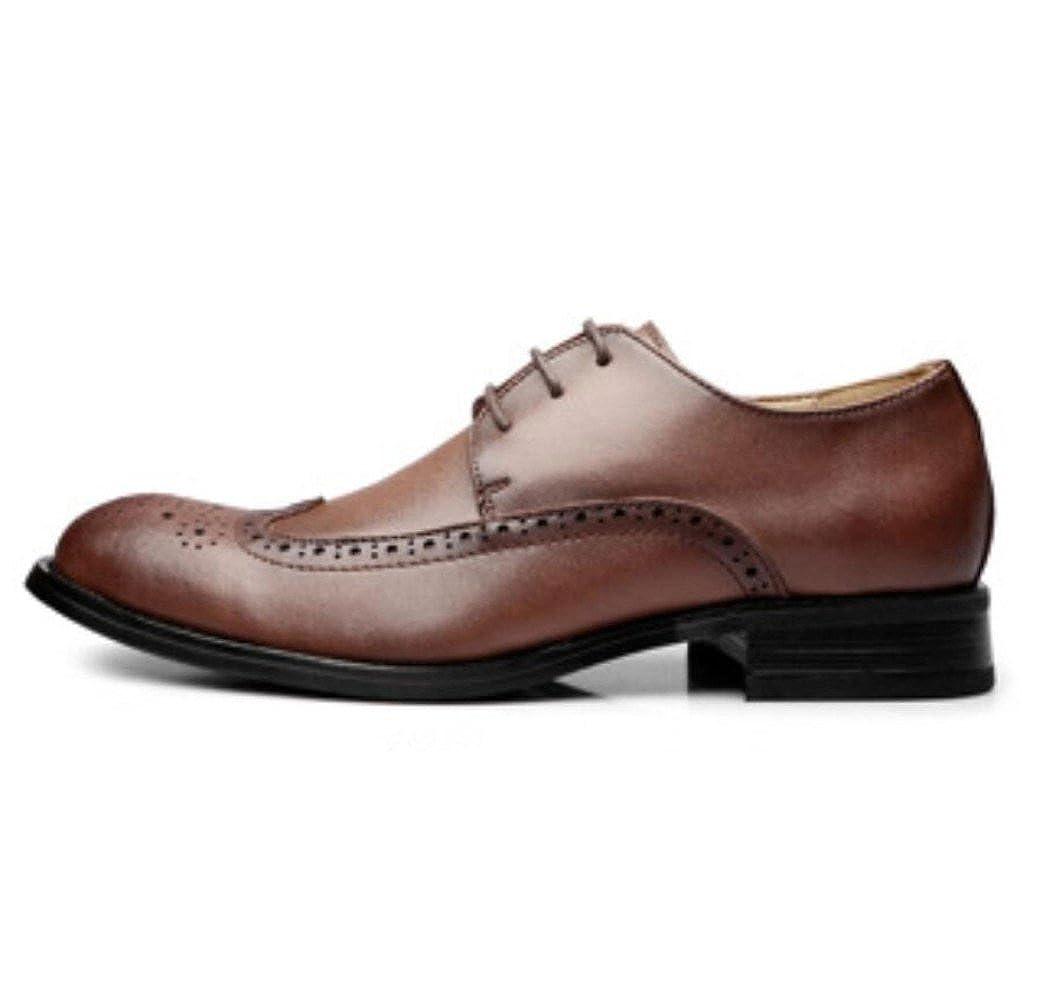 Sommerkleid Schuhe Männer Handgemachte Schuhe Business Fashion Casual Broch Herrenschuhe