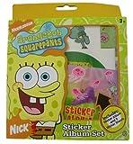 : Spongebob Squarepants Sticker Album Set