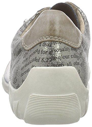 Remonte R3417 Damen Sneakers Blau (acciaio / Reale / Antico / 14)