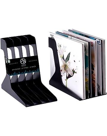 Soporte para LP / Discos, Soporte de vinilos / unidad de Memoria – Audio Anatomy