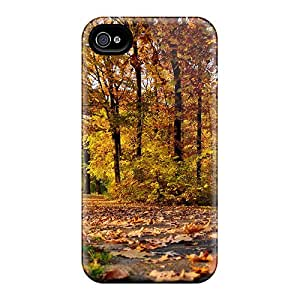 Fashionable PLB36491hEOd Iphone 6 Cases Covers For Foliage In Park Protective Cases