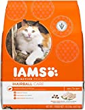 IAMS PROACTIVE HEALTH Adult Hairball Care With Chicken Recipe Dry Cat Food 10.3 Pounds For Sale