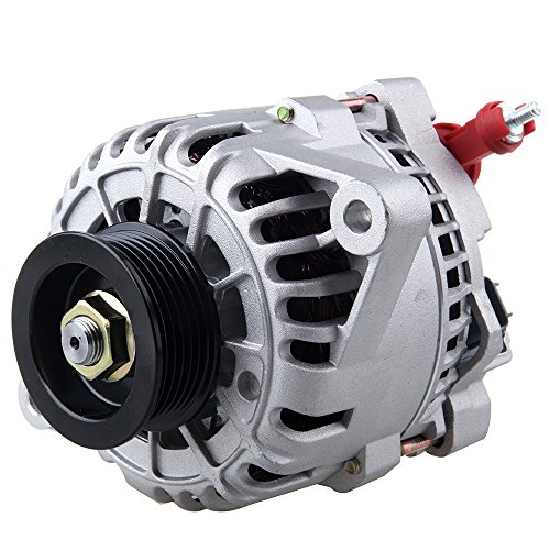 Scitoo Alternators 8266N 105A fit Ford Mustang 3.8L 2001 2002 2003 2004 S6