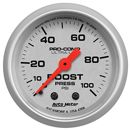 Best Turbocharger Boost Gauges