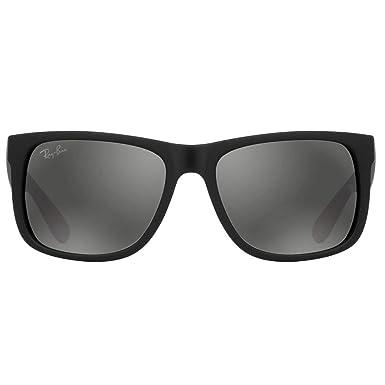 Óculos de Sol Ray Ban Justin RB4165L 622 6G-57  Amazon.com.br ... e00395a44d