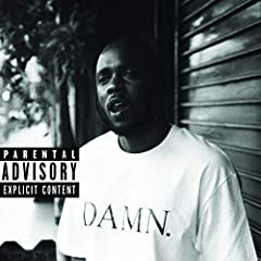 LIMITED REVERSE EDITION : 2017 album from the Compton rapper featuring 'Loyalty' with Rihanna & 'XXX' featuring U2. Housed in a black & white sleeve with the tracklisting in the reverse order of the original release!