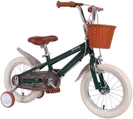 K-G Bicicleta Infantil For niños de Bicicletas 2-9 años, niño de ...