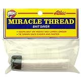 Atlas Mike's Miracle Thread Bait Saver, White