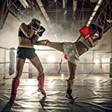 MMA Gloves, Half-Finger Boxing Fight Gloves MMA