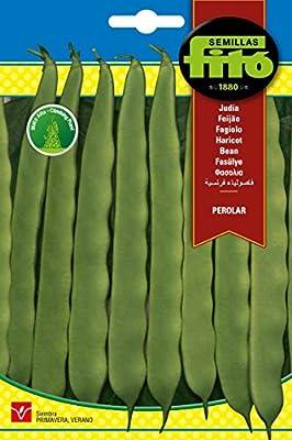 Semillas Fitó 3024 - Semillas de Judía Perolar: Amazon.es: Jardín