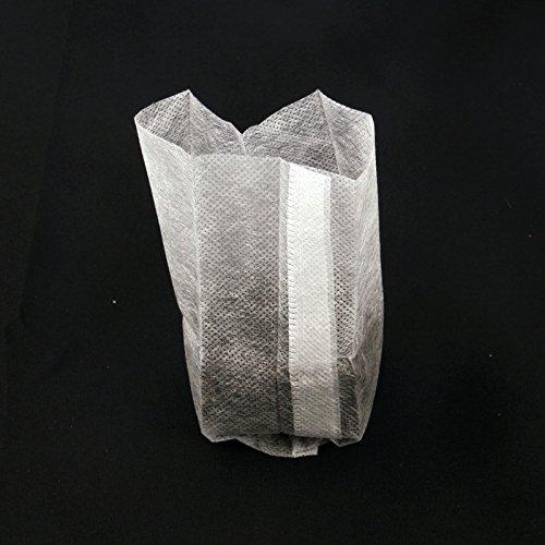 Best Garden Tools 100pcs 1215cm Green Thumb White Non-Woven Fabrics Nursery Bags, Can degrade Environmental protect Nursery Bags