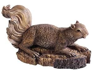 Kelkay 4443 Crouching Squirrel Statue
