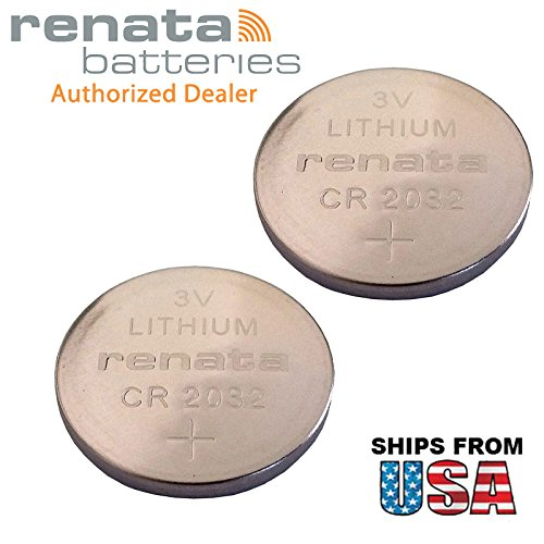 2X Renata CR2032-MFR 3V Lithium Coin Battery Pressure Contacts PC CMOS CR2032-TPX. IBM CMOS Battery Part Numbers: 12J1695, 02K6572, 12J1671, CMOS Battery CR2032/S7F Gateway Solo 5300 ()