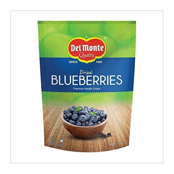 Del Monte Dried Blueberries, 130g