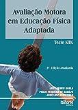 capa de Avaliação Motora em Educação Física. Teste KTK