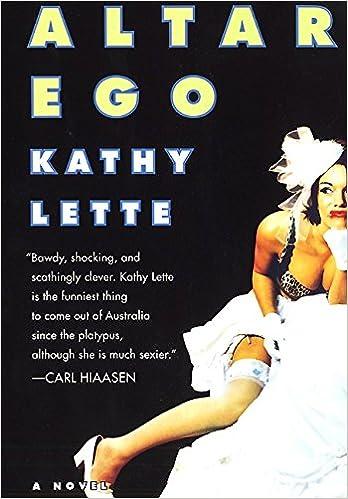 Book Altar Ego: A Novel