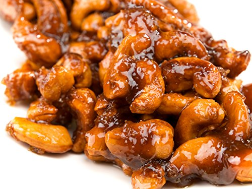 CARAMELIZED NUT CLUSTER TYPE FRAGRANCE OIL - 8 OZ - FOR CANDLE & SOAP MAKING BY FRAGRANCEBUDDY - FREE S&H IN -