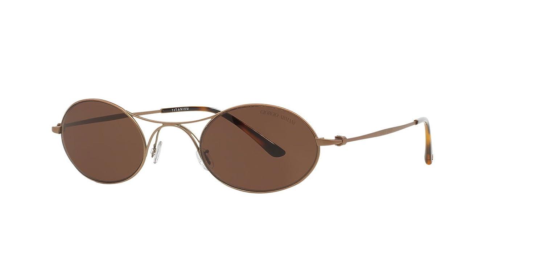 Gafas de Sol Giorgio Armani AR6018 MATTE COPPER - BROWN ...