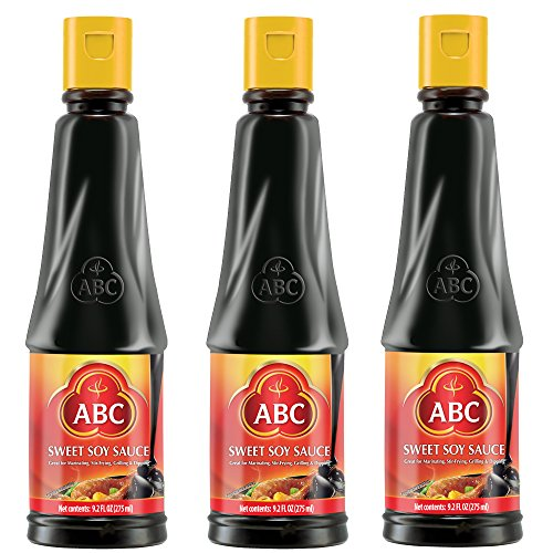 ABC Sweet Soy Sauce 9.2oz (Pack of 3)