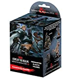 NECA Dungeons & Dragons Fantasy Miniatures: Icons of The Realms Set 8 Monster Menagerie 3