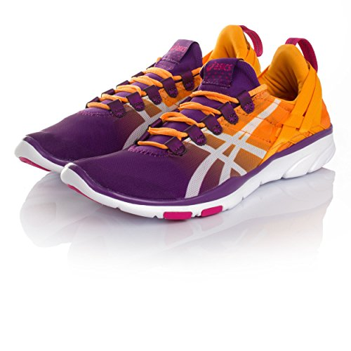 Cross Femme training fit Asics Chaussures Orange Pour Gel Tempo qn0OwwWz1I