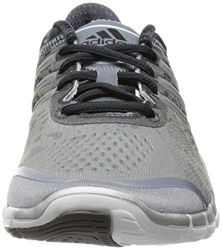 adidas Performance - Zapatillas de running de mixto para mujer pink / weiß / rot 38.6EU/ 24,0 cm - CBLACK/VIVMIN/CBLACK