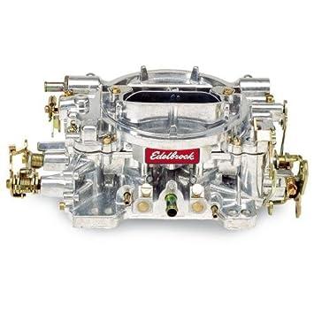 amazon com edelbrock 1407 performer 750 cfm square bore 4 barrel rh amazon com Product Factory Service Manuals Product Auto Repair Manuals