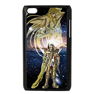 iPod Touch 4 Case Black Legend of Sanctuary DWY Unique Design Phone Case