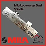 Lockmaster Mila Master 35mm Backset Lock Case Gear Box Twin 2 Spindle by Lockmaster?
