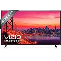VIZIO SmartCast E-Series E65u-D3 65 4K Ultra HD 2160p 120Hz LED Smart Home Theater Display (4K x 2K), DTS Studio Sound, Built in WiFi
