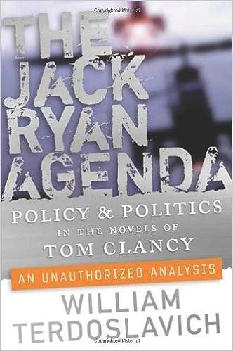 The Jack Ryan Agenda Forge Book by William Terdoslavich 2005 ...