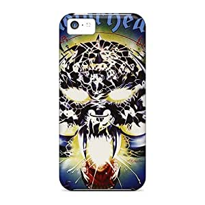 Iphone 5c UVa15003MxJl Allow Personal Design Trendy Motorhead Band Pattern Excellent Hard Phone Covers -RitaSokul