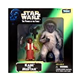 Star Wars: Fan Club Exclusive Kabe and Muftak Action Figures 2-Pack (Near Mint)