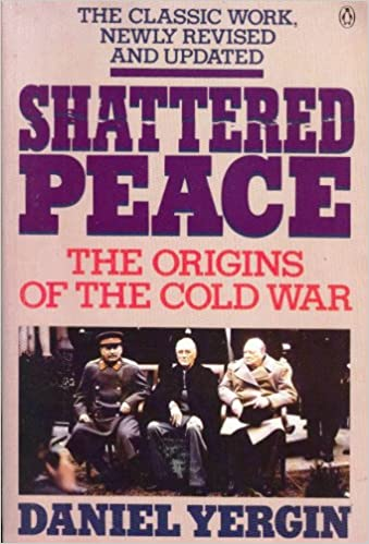 image for Shattered Peace: The Origins of the Cold War