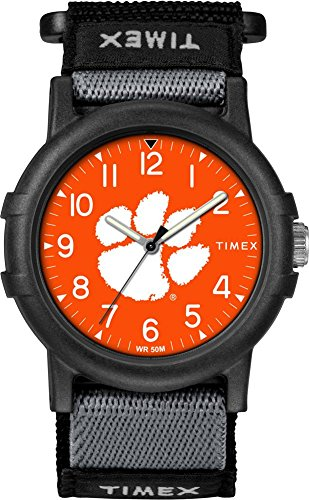 Timex Clemson University Tigers Youth FastWrap Recruit ()